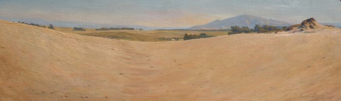 Sergio Lopez - Hiking the Dunes Looking East