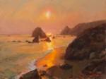 Sergio Lopez Jenner Headlands Sunset
