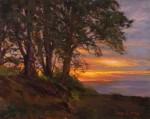 Sergio Lopez San Francisco Sunset