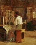 Mora, F. Luis In the Studio