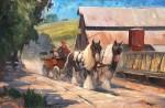 Paliotto Camilla's Ranch commission