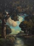 Julian Rix - By the stream