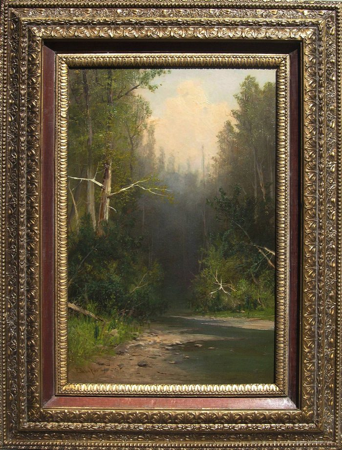 Frederick Schafer - On Dry Creek