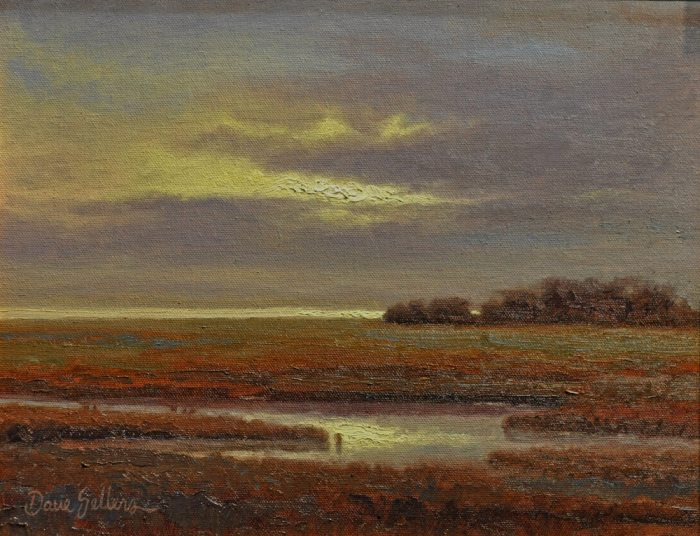 DAve Sellers - Evening Quiet