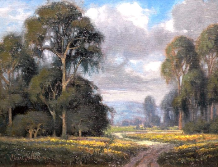 Dave Sellers - Gray's Meadow