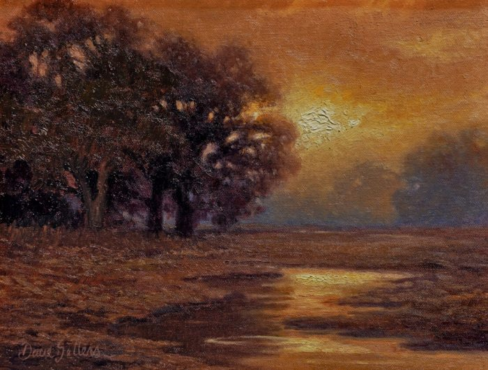 Dave Sellers - Sunset Remembered
