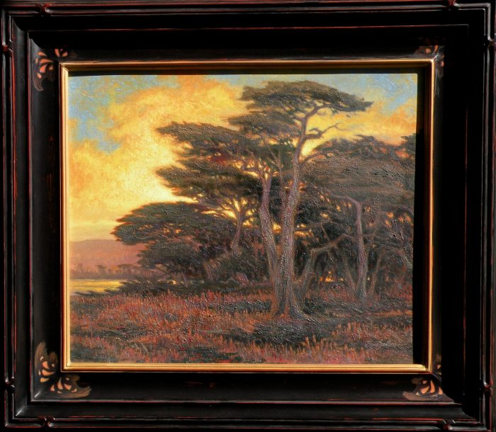 Dave Sellers - Sunset Tapestry