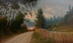 Stuart Roadway Half Mile North of Bolinas