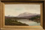 Von Perbandt River Landscape