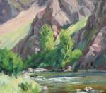 Bart Walker - Cliffs on the River