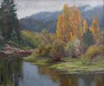 Bart Walker - Moscow Road Poplars