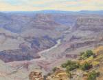 Bart Walker  The Big Ditch - Grand Canyon  11x14