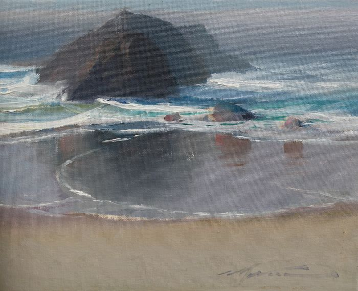 F. Michael Wood - Amethyst