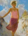 F. Michael Wood Light Sea breeze