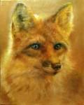 Wood Little Determined Fox