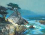 F. Michael Wood Moon Stone