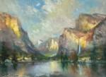 F. Michael Wood Opening Day Yosemite