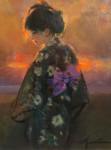 F. Michael Wood Rising Sun