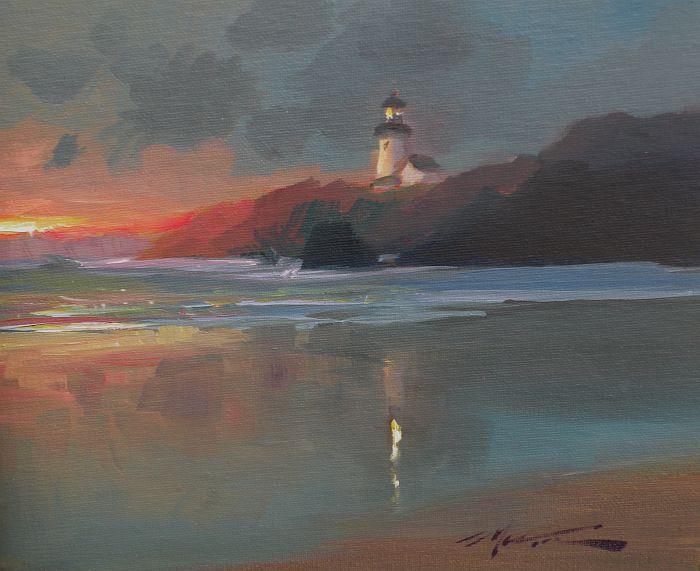 F. Michael Wood - Sailor's Delight
