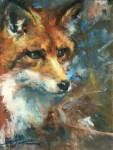 Wood Sixth Sense Fox