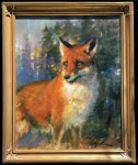 Wood The Living Forest fox